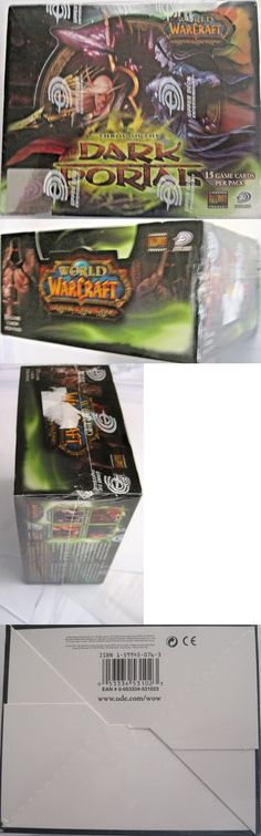 CCG Individual Cards 183454: World Of Warcraft: Through The Dark Portal Booster Box 24 Packs Tcg New Sealed -> BUY IT NOW ONLY: $66.95 on eBay!