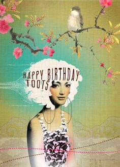 Birthday Design   © 2010 papaya inc./ anahata katkin www.pap…   Flickr Happy Birthday Friend, Birthday Wishes Funny, Happy Birthday Images, Happy Birthday Greetings, Birthday Messages, Birthday Pictures, Birthday Cards, Humor Birthday, Cake Birthday