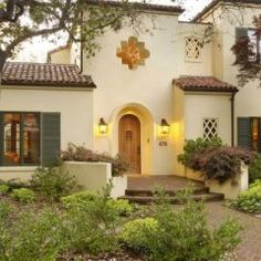 Spanish Revival House Plans with Courtyards New 66 Best California Spanish Colonial Mission Revival Design Images On Tuscan Style Homes, Mediterranean Style Homes, Spanish Style Homes, Spanish House, Spanish Design, Mediterranean House Exterior, Spanish Tile, Spanish Revival, Spanish Colonial