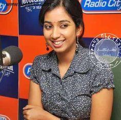 indian no one play back singer shreya ghousal