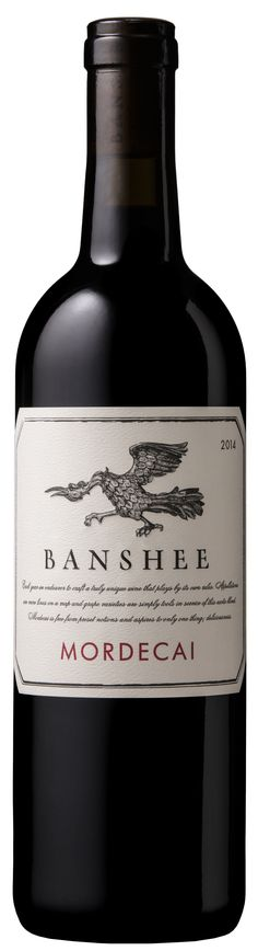 Banshee Wines - Mordecai Proprietary Red Blend Nice blend, had at Vine & Tap restaurant in Atlanta. Purchased additional at Whole Foods in Johns Creek. Wine Drinks, Alcoholic Drinks, Plum Fruit, Wine Deals, Roasted Meat, Cabernet Sauvignon, Wine And Spirits, Red Lips, Wines
