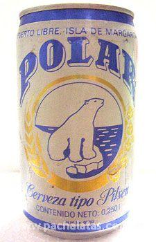 Cerveza Polar,la cerveza mas sabrosa del mundo,dicho por conocedores..