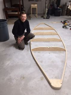 Building a KARA Hummer Layout Duck Boat #1: Building the Lower Frame - by DustyMark @ LumberJocks.com ~ woodworking community