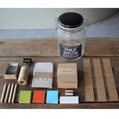 'Office in a Jar' for someone setting up a new office/business