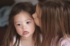 What thinks Louisa (8) about her Sister with Down Syndrome #31for21