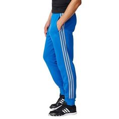 48270cd9c Adidas Men Pants XL & XXL Essential Tapered Performance Jogging Pant BLUE  NWT #jogging #pant #blue #performance #tapered #pants #essential #adidas