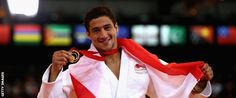Ashley McKenzie Judo Gold - England