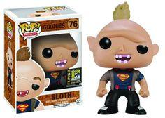 Pop! Movies #76 - Sloth (Superman Edition). SDCC Exclusive http://www.funkosp.com/amzus/B00MOPQ1DE/