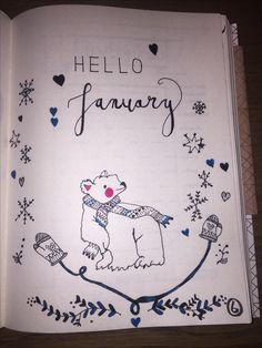 #Hello #January