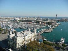 Barcelona, Spain   Port Vell