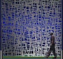 laser cut steel pattern - Buscar con Google