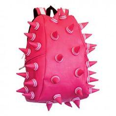 MadPax Spiketus Rex Pylons Kids School Backpack Fullpack Plinko Full Pack NEW Urban Movies, Punk Tattoo, Unique Backpacks, Eco Kids, Halloween Rocks, Metal Shop, Pink Stripes, School Bags, Backpack Bags
