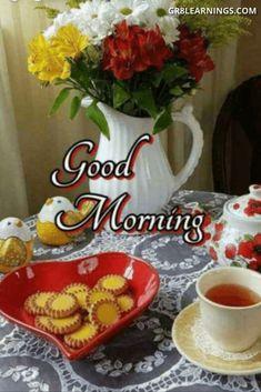 कामयाबी सुबह के जैसी होती है, मांगने पर नही जागने पर मिलती है। 🏵️🏵️🏵️ Good Morning