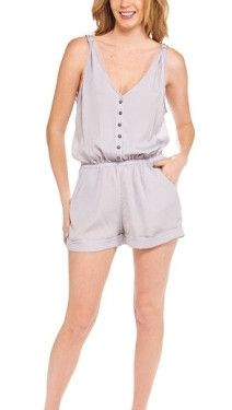 The Roo Romper is effortlessly adorable :)