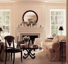Cozy-Living-Room-Fireplace-Decoration-Mantlepiece-Hancock-Park-Residence.jpg (600×566)