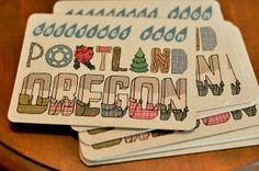 postcards by Betty Turbo at Tender Loving Empire, Portland OR. via @Poppytalk Handmade