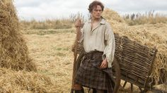 Outlander: Sam Heughan spielt Jamie Fraser