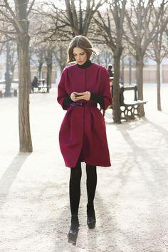 Christian Dior, Pre-Fall 2012... Love the coat!!!!