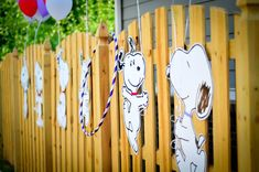 snoopy fence snoopy poster
