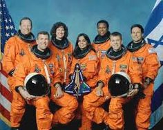 The Columbia Shuttle Disaster Happened 10 Years Ago. On February 2003 the Space Shuttle Columbia, NASA disintegrated upon re-entry at the end of its mission to space. The tragedy killed the seven crew members. Ilan Ramon, Sts 107, Columbia, Space Shuttle Challenger, Challenger Space, Space Hero, Apollo 1, Sistema Solar, Constellations