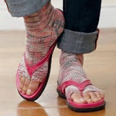 We're All About Flip Flops. It's a lifestyle!