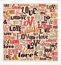 All you need is love! And this new Love PSD background!