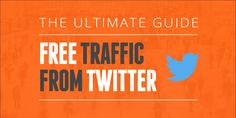 Get Free Traffic from Twitter in just a few minutes a day. See how to get more Twitter followers & learn how to increase Website Traffic easily at NO cost.