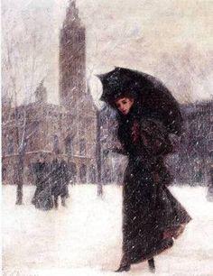 woman-in-the-snow-herman-n-hyneman-1849-1907