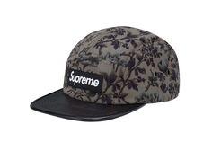 Supreme x Liberty Camp Caps