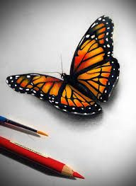 Image result for 3d butterfly tattoos