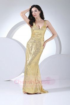 Buy unique straps brush train gold pageant dresses for miss universe from popular pageant dresses collection, straps neckline column/sheath in gold color,cheap floor length dress with lace up back and for prom formal evening pageant . Winter Prom Dresses, Prom Girl Dresses, Sequin Prom Dresses, Prom Dress 2014, Mermaid Prom Dresses, Prom Party Dresses, Pageant Dresses, Holiday Dresses, Occasion Dresses