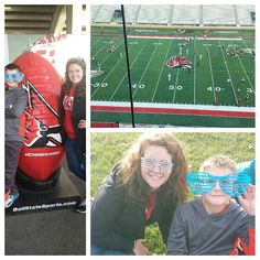 Showing our Ball State pride and touring the football stadium as buddy pair of the week! #collegementors #WednesdaysAreTheBestDays by emh20slicer