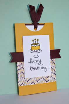 Awesome Double Slider Birthday Card for Class! - Julie Bs Stampin Space