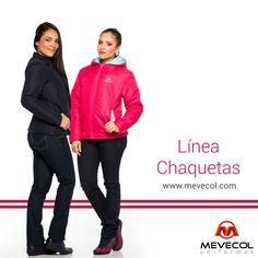 Conoce la variedad de productos que tenemos en nuestra Línea Chaquetas. Ingresa a  http://www.mevecol.com/categoria-producto/chaquetas/  #Mevecol #Colombia #Chaquetas #chaquetasEmpresariales #impermeables #UniformesMevecol #MevecolUniformes #Mercaderistas #Mercadeo #Impulso #Impulsadores #Promotores #Uniformes #UniformesEmpresariales #EnvíosNacionales
