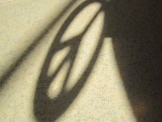 The shadow of piece....