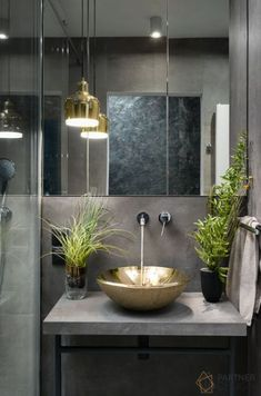 Most Popular Small Bathroom Remodel Ideas on a Budget in 2018 This beautiful look was created with cool colors, and a change of layout. Diy Bathroom, Bathroom Inspiration, Decor, Bathrooms Remodel, Bathroom Interior Design, Bathroom Decor, Interior, Bathroom Design, Vintage Farmhouse Kitchen
