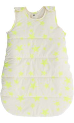 neon star sleep sack
