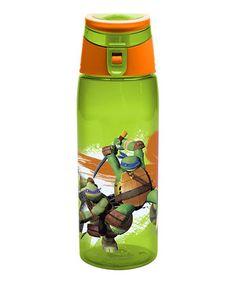 Another great find on #zulily! Teenage Mutant Ninja Turtles 25-Oz. Tritan Bottle by Teenage Mutant Ninja Turtles #zulilyfinds