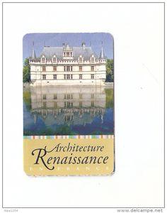 """POCHETTE SANS LES TIMBRES """"ARCHITECTURE RENAISSANCE """" - Delcampe.net"""