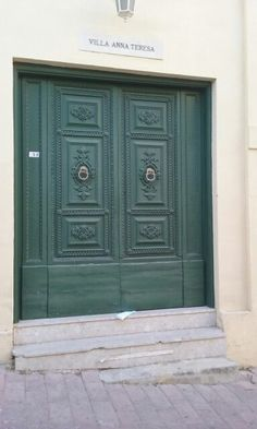 Important door