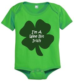 Cute Baby Onsie - You can create your own with Heat Transfer Vinyl & Silhouette Cameo!