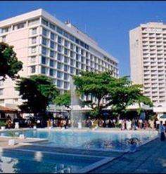 Pullman Grand Hotel Kinshasa located near the Congo river, a few minutes from the city center -  #Kinshasa, Democratic Republic of Congo