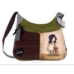 I Love You Little Rabbit Gorjuss Slouchy Bag Santoro London, Slouch Bags, Dresses For Teens, Dresses Online, Casual Dresses, Girls Dresses, Summer Dresses, Creation Couture, Work Casual