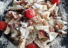 Ceasar's Salad ή σαλάτα του Καίσαρα όπως λένε οι Έλληνες συνταγή από τον/την Mia Serbia 🤗 - Cookpad French Toast, Breakfast, Food, Morning Coffee, Essen, Meals, Yemek, Eten
