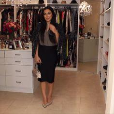 Oh! The walking-closet that I want!!! Huda Kattan @hudabeauty Instagram photos | Websta (Webstagram)