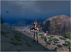ヤナの世界   * The world of Yana *:Binemist@Mystical Falls - metabirds - blog for metaverse / Second Life ® avatars
