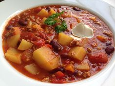 german farmer stew - original german recipe