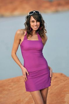 Purple Dots Modest Swimwear- This site has lots of cute & modest swimsuits!