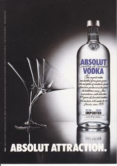 Absolut Attraction - Gall & Gall mix card - Netherlands