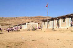 """Oggi è la volta della scuola a Embaderho che significa """"collina delle galline""""!"""